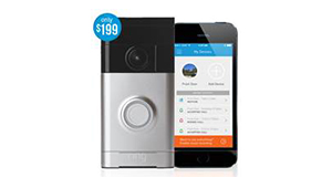news-articles, learning-center, blog - ring video1 - Who's That Knocking At The Door? Check Out The RING Video Doorbell System
