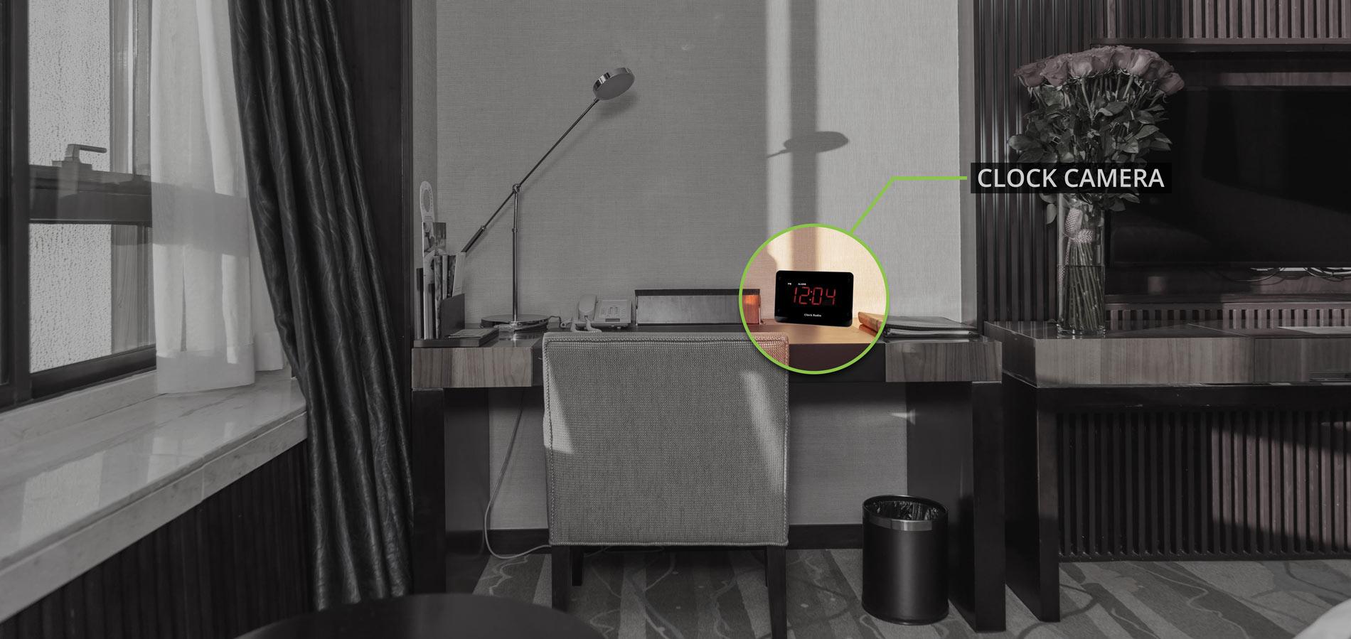 blog - hidden camera - 4 Ways of Detecting Hidden Cameras in Your Airbnb