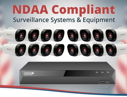 surveillance-security-news, cameras, blog - ndaa banner 500x380 - What Are NDAA Compliant Security Cameras?