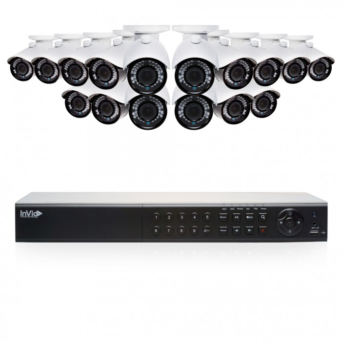16 Camera Security Systems