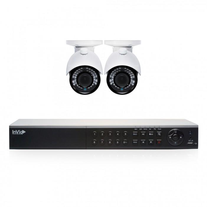2 Camera Systems