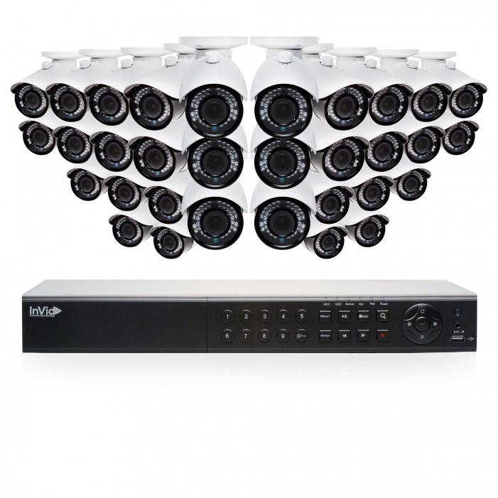 32 Camera Systems