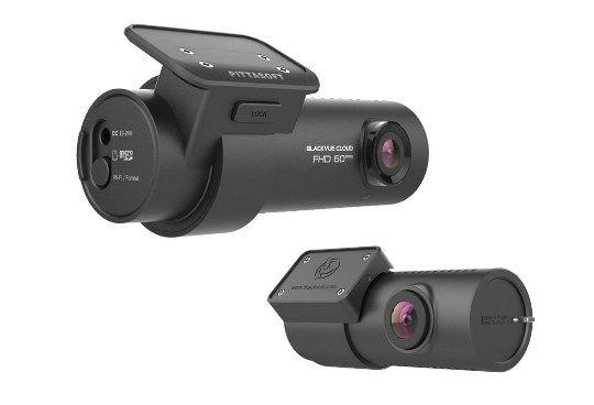 RVS Systems DR750X-2CH-32GB BlackVue 2 Channel Dash Camera (Wifi) DR750X-2CH-32GB by RVS Systems