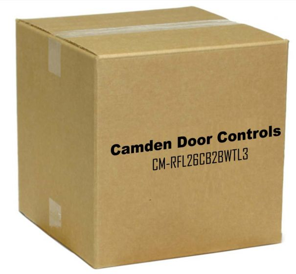 Camden Door Controls CM-RFL26CB2BWTL3 Lazerpoint Kit Includes CM-26CB/2, CM-TX-9, CM-RX-91 and CM-23D Boot and Water Tight Coating and L3 CM-RFL26CB2BWTL3 by Camden Door Controls