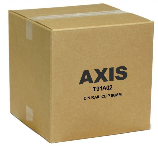 Axis 5017-028 T91A02 Din Rail Clip 86mm For Axis M7014 And Axis P7214 5017-028 by Axis