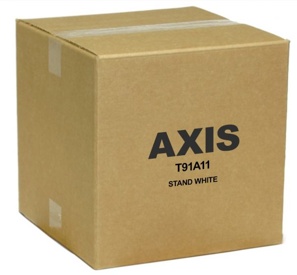 Axis 5017-111 T91A11 White Plastic Camera Stand 5017-111 by Axis