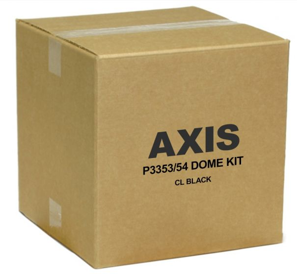 Axis 5503-141 P3353/54 Black Casing with Clear Transparent Cover 5503-141 by Axis