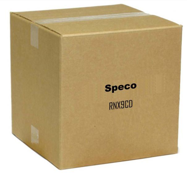Speco RNX9CD 4 Channel Color Multiplexer RNX9CD by Speco