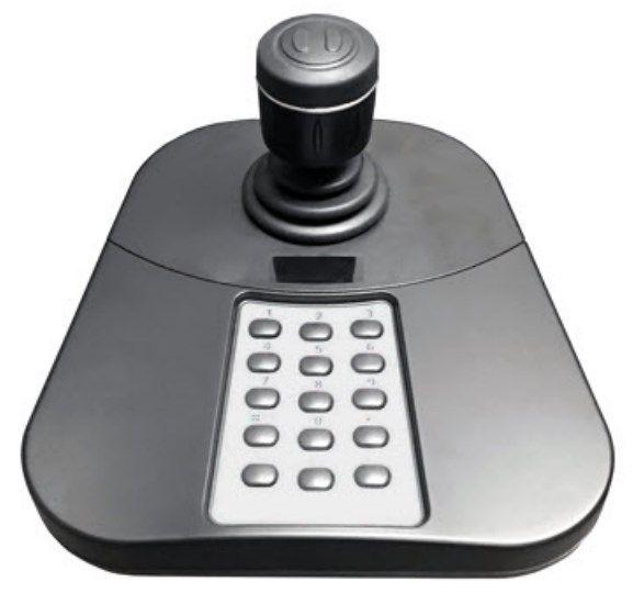 SecurityTronix ST-USB-KB Keyboard with Joystick PTZ Camera Controller ST-USB-KB by SecurityTronix