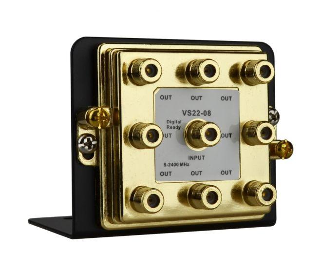 DataComm 70-0038 8-Way, 2.4 GHz Splitter Module 70-0038 by DataComm