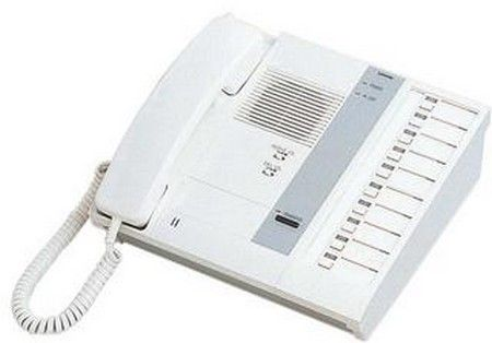 Aiphone TC-10M 10-Call Master Station with Handset TC-10M by Aiphone