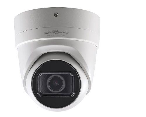 SecurityTronix ST-IP8VFTD-MZ 8 Megapixel IR Outdoor Dome Camera with 2.8-12mm Lens ST-IP8VFTD-MZ by SecurityTronix