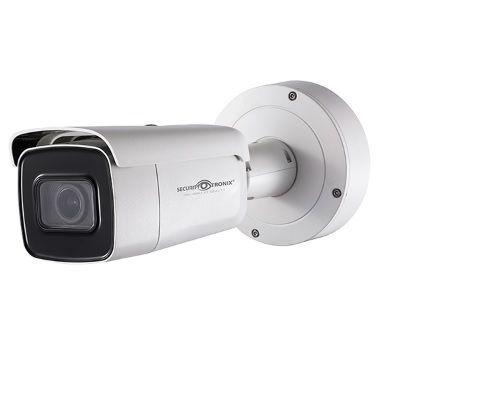 SecurityTronix ST-IP8VFB-MZ 8 Megapixel IR Outdoor Bullet Camera with 2.8-12mm Lens ST-IP8VFB-MZ by SecurityTronix