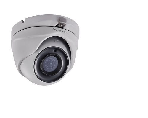 SecurityTronix ST-TVI5FTD-P-2-8 5 Megapixel HD-TVI PoC IR Dome Camera with 2.8mm Lens ST-TVI5FTD-P-2-8 by SecurityTronix