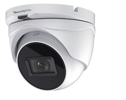 SecurityTronix ST-TVI2VFTD-MZ-P 2 Megapixel HD-TVI PoC IR Turret Dome Camera with 2.7-13.5mm Lens ST-TVI2VFTD-MZ-P by SecurityTronix