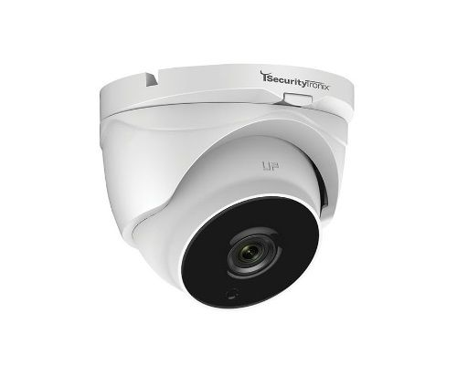 SecurityTronix ST-HDC5VFTD-MZ 5 Megapixel IR HD-TVI/Analog Turret Dome Camera with 2.8-12mm Lens ST-HDC5VFTD-MZ by SecurityTronix