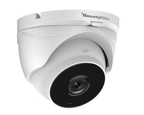 SecurityTronix ST-HDC2VFTD-MZ 2 Megapixel IR HD-TVI/Analog Turret Dome Camera with 2.8-12mm Lens ST-HDC2VFTD-MZ by SecurityTronix