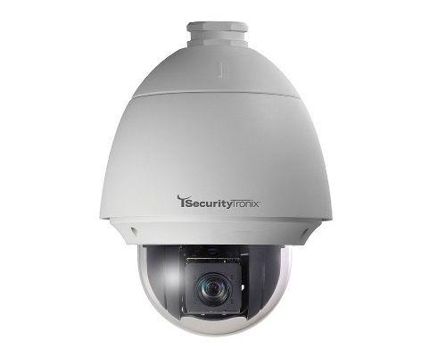 SecurityTronix ST-HDC2PTZ 2 Megapixel IR Outdoor HD-TVI/Analog PTZ Camera with 23X Lens ST-HDC2PTZ by SecurityTronix