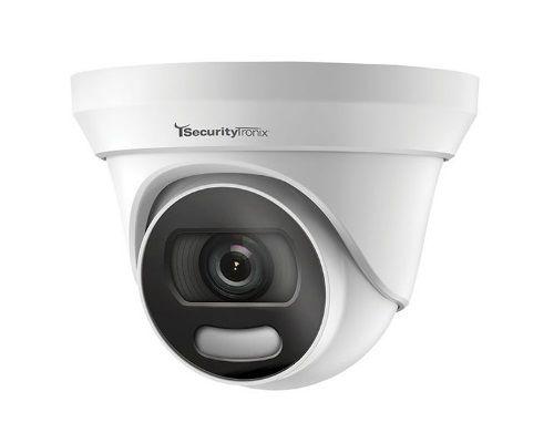 SecurityTronix ST-HDC2FTD-CNV-2-8 2 Megapixel HD-TVI/AHD/CVI/Analog Outdoor IR Dome Camera with 2.8mm Lens ST-HDC2FTD-CNV-2-8 by SecurityTronix