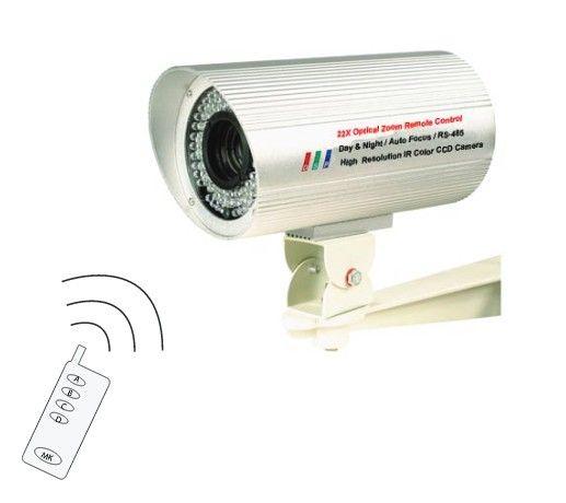 COP-USA CZ22IRRC IR Camera, High Resolution, 3.9-85mm Lens, 84 LEDs, 300 Foot Range CZ22IRRC by COP-USA