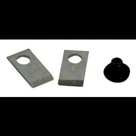 Platinum Tools 100044BL EZ-RJ12/11 Replacement Blade Set, 2 Pack 100044BL by Platinum Tools