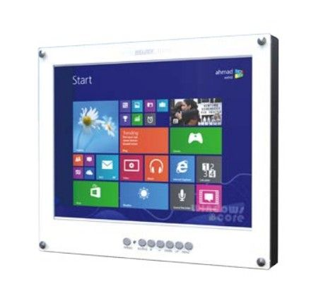 Weldex WDL-1500MFM 15-Inch Color Flush Mount LCD Monitor WDL-1500MFM by Weldex