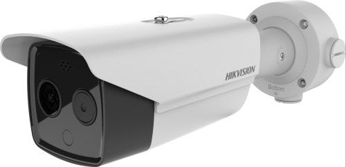 Hikvision DS-2TD2617-3-PA Thermal & Optical Bi-spectrum Network Bullet Camera with 3.1mm Lens DS-2TD2617-3-PA by Hikvision
