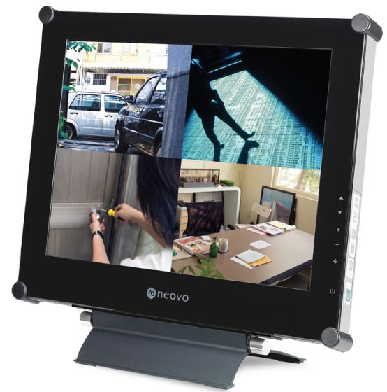 AG Neovo SX-15A 15-inch color LCD Monitor with NeoV(tm) Optical Glass SX-15A by AG Neovo