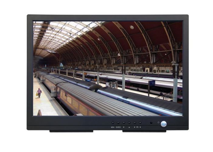 Pelco PMCL319BL 19-Inch Active TFT LCD Monitor PMCL319BL by Pelco