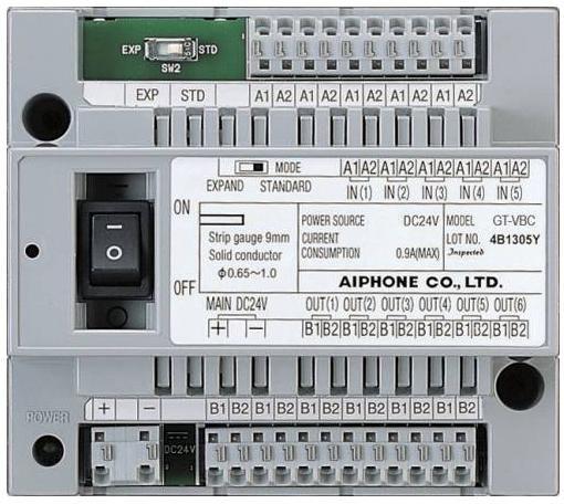 Aiphone GT-VBC Video Bus Control Unit GT-VBC by Aiphone