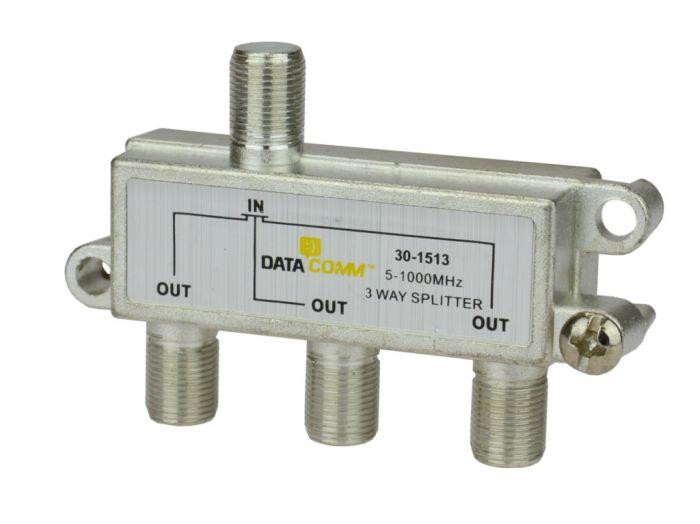 DataComm 30-1513 1.0 GHz Splitters, 3-way 30-1513 by DataComm