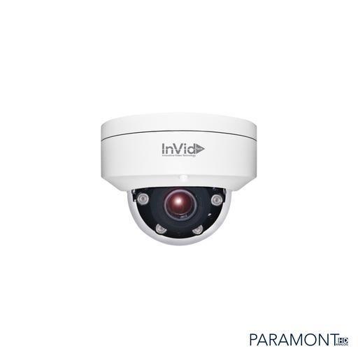 InVid PAR-ALLDRXIRA27135BD 2688 × 1944 HD-TVI, HD-CVI, HD-AHD, Analog IR Outdoor Dome Camera, 2.7-13.5mm Lens PAR-ALLDRXIRA27135BD by InVid