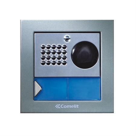 Comelit EX-4875KCP Additional External Entrance Panel with 1-Button EX-4875KCP by Comelit