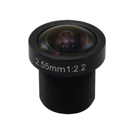 ACTi PLEN-4102 Fixed Focal f2.55mm, F2.2Board Mount Lens PLEN-4102 by ACTi