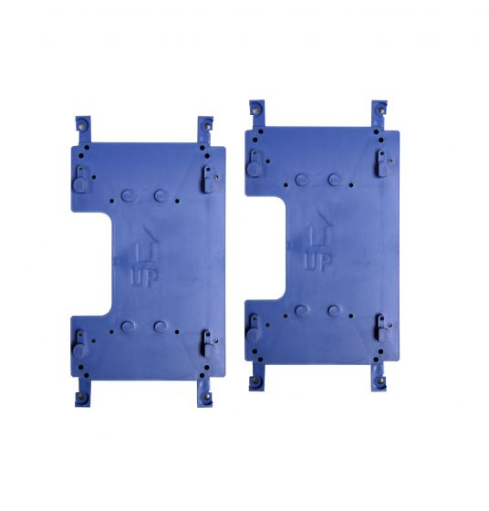 Optex AX-TWSAX Tower Adjustable Mounting Plate for Optex Beams AX-TWSAX by Optex