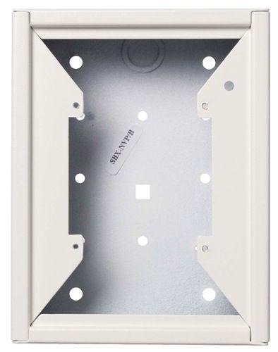 Aiphone SBX-NVP Surface Mount Box for LS-NVP & NE-NVP Vandal-Resistant Sub-Stations SBX-NVP by Aiphone