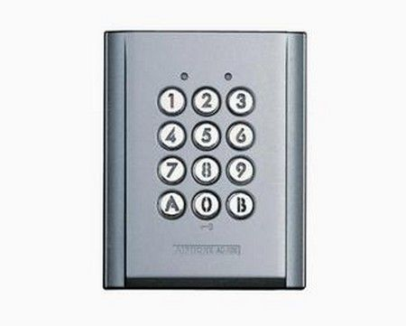 Aiphone AC-10S Access Control Keypad, Surface Mount AC-10S by Aiphone