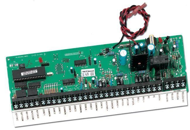 Interlogix NX-6-BO-FG NX-6 Board Only NX-6-BO-FG by Interlogix
