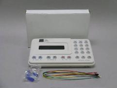 GE Security Interlogix 60-804-01 SuperBus 2000 Advent VFD Alphanumeric Touchpad 60-804-01 by Interlogix