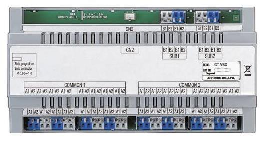 Aiphone GT-VBX Expanded Video Bus Control Unit GT-VBX by Aiphone