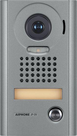 Aiphone JP-DV Color Vandal Video Door Station, Surface Mount Zinc Die Cast Cover JP-DV by Aiphone