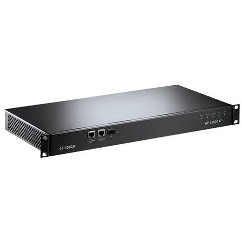 Bosch VIP-X1600-B Chassis for 4 x 4 MPEG-4 Encoder (Excluding PSU) VIP-X1600-B by Bosch