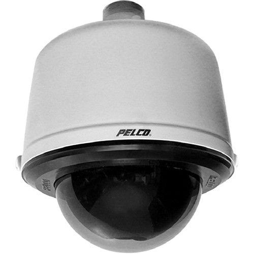 Pelco BB4E-PG-E Spectra IV IP H.264 Outdoor Pendant Backbox, Grey BB4E-PG-E by Pelco