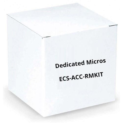 Dedicated Micros ECS-ACC-RMKIT 2U Rack Mount Kit for EcoSense - Black ECS-ACC-RMKIT by Dedicated Micros