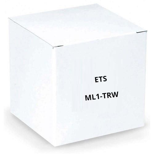 ETS ML1-TRW  Un-Pre-Amplified, Tamper Resistant, Weather Resistant, Omni-directional Microphone, 6' 3.5mm Cord ML1-TRW by ETS
