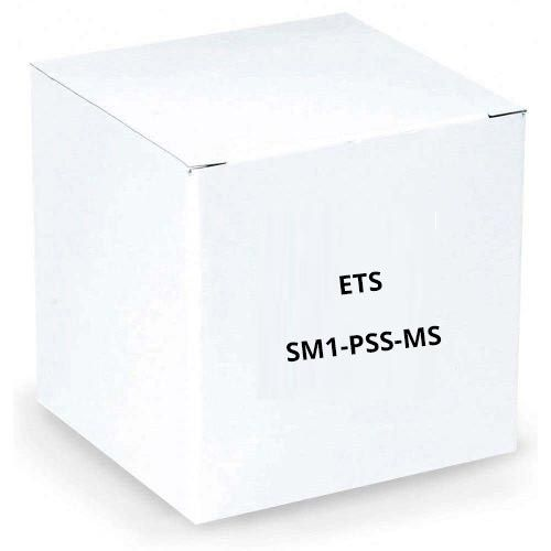ETS SM1-PSS-MS Flush Mount Omni-Directional Microphone SM1-PSS-MS by ETS