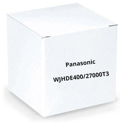 Panasonic WJHDE400-27000T3 Expansion Unit for DVR/NVR 27TB WJHDE400-27000T3 by Panasonic
