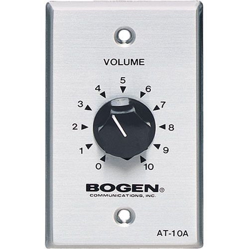 Bogen AT10A 10W Attenuator AT10A by Bogen