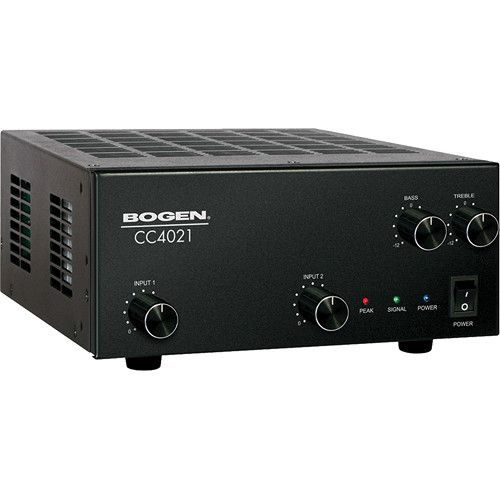 Bogen CC4021 40W CC Amplifier CC4021 by Bogen