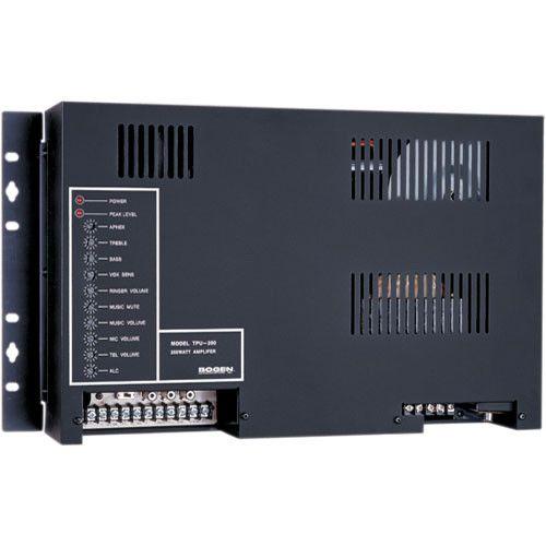 Bogen TPU250 Telephone Paging Amplifier, 250W TPU250 by Bogen